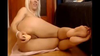 Hot Milf Tries Anal Toys on Webcam - tinyamateurcams.com