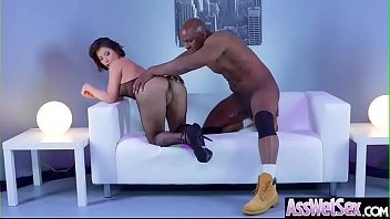 (Aleksa Nicole) Big Oiled Ass Girl Like Deep Anal Hardcore Bang vid-03