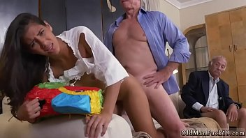Teen lick old ass and girl fucks daddy Going South Of The Border