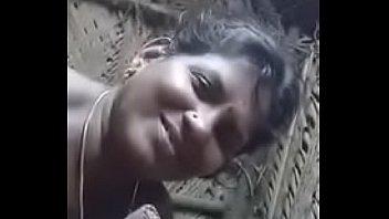 tamil village aunty gargling bone