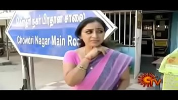 tamil serial actress rani stomach button.