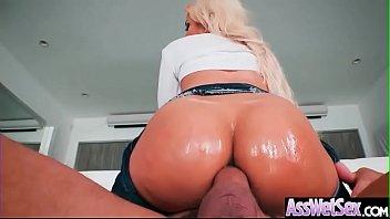 (Luna Star) Hot Girl With Big Ass Get Hard Anal Sex movie-21